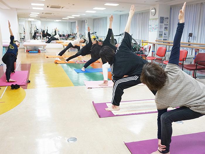 山口県下関市-下関リハビリテーション病院の通所リハビリテーションの施設の様子