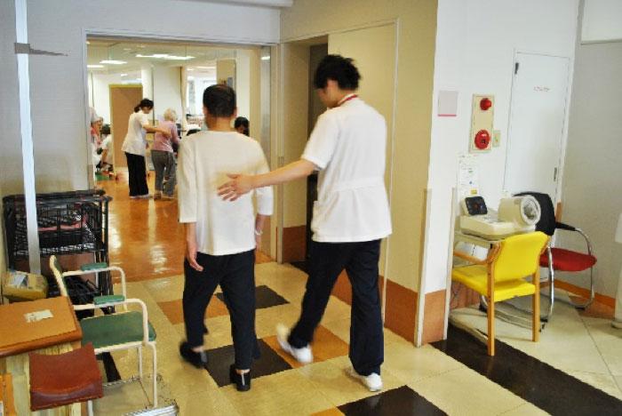 山口県下関市-下関リハビリテーション病院の外来リハビリテーション
