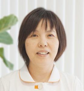 山口県下関市-下関リハビリテーション病院の医療連携室の看護師長