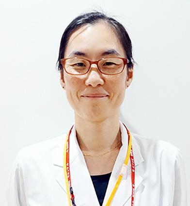 山口県下関市-下関リハビリテーション病院の田中 敦子