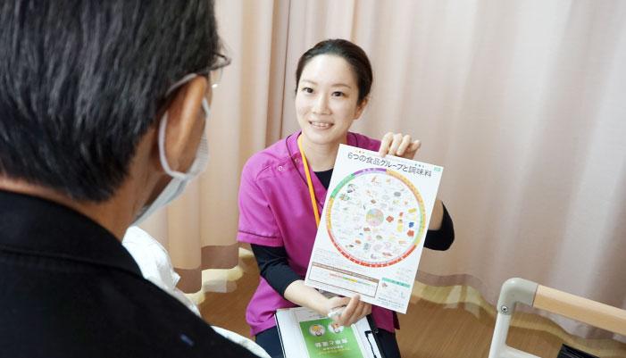 山口県下関市-下関リハビリテーション病院の管理栄養士